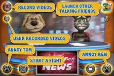 Talking Tom and Ben News Free screenshot 3/4