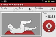 Caynax A6W Premium screenshot 2/2