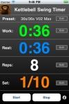 Kettlebell Swing Timer screenshot 1/1