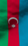 Azerbajian flag Free screenshot 3/5