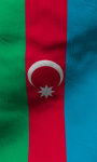 Azerbajian flag Free screenshot 4/5