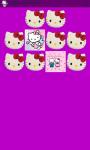 Hello Kitty Memory Game Free screenshot 4/5