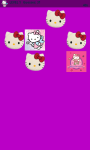 Hello Kitty Memory Game Free screenshot 5/5
