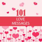 101 Love Messages Free screenshot 1/1