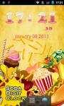 My Soda Clock Live Wallpaper Free screenshot 1/4
