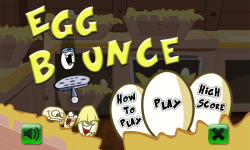 Egg Bounce screenshot 1/3