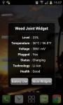 Weed Joint HD Battery Widget screenshot 5/5