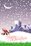 Christmas New Live Wallpaper screenshot 2/6
