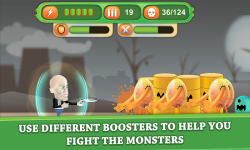 Monster Killer: Shooter Mayhem screenshot 5/6
