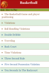 Rules to Play Basketball screenshot 2/3