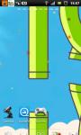 Flappy Bird Live Wallpaper 3 screenshot 2/3