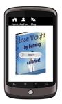 Lose Weight By Burning More Calories Ebook screenshot 1/1