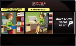 Free Hidden Object Games - The Murder Room screenshot 2/4