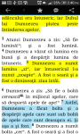 Romanian Bible screenshot 1/3