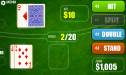 Pro PKR Blackjack screenshot 2/4