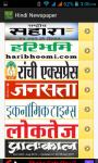 Hindi Newspaper Online screenshot 2/6