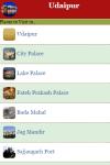 Udaipur City screenshot 2/3