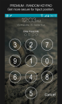 Keypad Lock Screen WatchDog screenshot 2/6