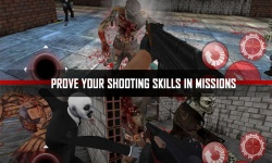 Evil Death Duty - Zombies War screenshot 3/5