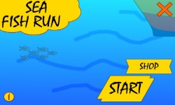 Sea Fish Run screenshot 1/4