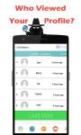 Profile Tracker for Whatsapp screenshot 1/4