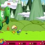 Super Jumping Finn  screenshot 2/3