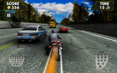 Moto Racing HD screenshot 1/3