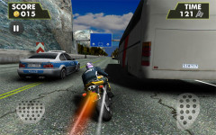 Moto Racing HD screenshot 2/3