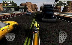 Moto Racing HD screenshot 3/3