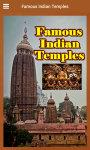 Famous Indian Temples screenshot 1/4