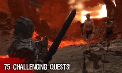 Dark Elf Warrior 3D RPG screenshot 1/5