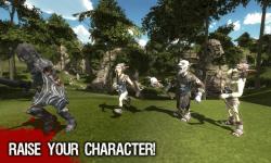 Dark Elf Warrior 3D RPG screenshot 2/5