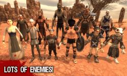 Dark Elf Warrior 3D RPG screenshot 3/5