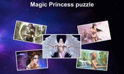 Magic Princess Jigsaw Puzzle screenshot 1/4