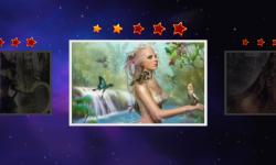 Magic Princess Jigsaw Puzzle screenshot 2/4