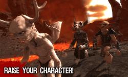 Undead Demonic Creature 3D screenshot 2/4