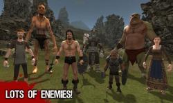 Undead Demonic Creature 3D screenshot 3/4