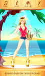 Summer Fashion Dress Up Games Top screenshot 2/5