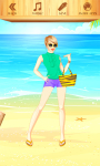 Summer Fashion Dress Up Games Top screenshot 5/5