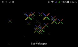 Live Wallpaper Flying Nexus screenshot 4/4