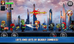 zombie buster New Pro screenshot 2/6