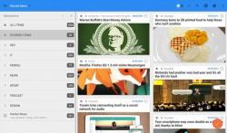 gReader Pro  News  RSS fresh screenshot 2/6