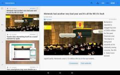 gReader Pro  News  RSS fresh screenshot 5/6