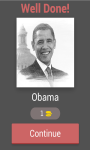 Guess the President screenshot 2/3