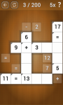 Math Puzzel screenshot 1/3