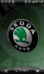 Skoda 3D Logo Live Wallpaper screenshot 1/6