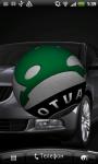 Skoda 3D Logo Live Wallpaper screenshot 2/6