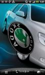 Skoda 3D Logo Live Wallpaper screenshot 3/6