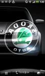Skoda 3D Logo Live Wallpaper screenshot 6/6