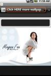 Sexy Megan Fox Wallpapers screenshot 2/2